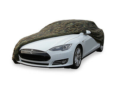 Car Cover Camouflage Autoabdeckung for Tesla Model S
