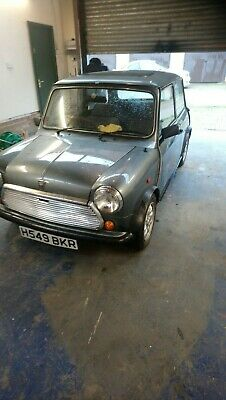 1990 mini studio 2 only 55000 miles service history runs and drives