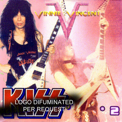 VINNIE VINCENT @DEMOS CD-2 KISS (Euphoria/John Norum/Slaughter/Hurricane/Trixter