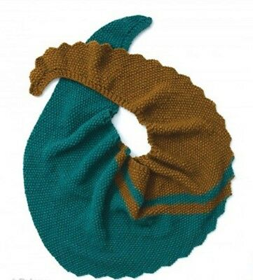 KNITTING PATTERN FOR LADIES SHAWL - Easy to knit