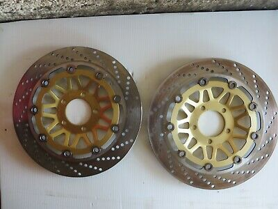 Gsf1200 Front Discs Mk1 Right Hand