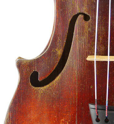 Excellent, rare ITALIAN old, antique 4/4 school violin - Ready to play