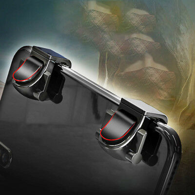 Mobile Gaming Trigger Fire Button Handle Grip for L1R1 Shooter Controller PUB HY
