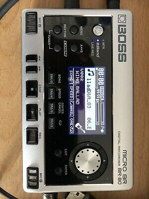 BOSS Micro BR BR-80 Digital Recording Interface