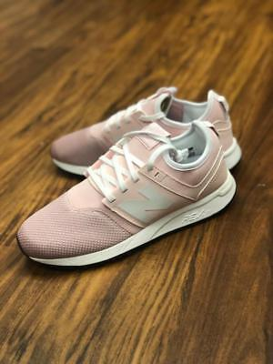 9a6fa82114f0 JCrew  85 Women s New Balance® for J.Crew 247 sneakers g1378 8.5 pink LYH