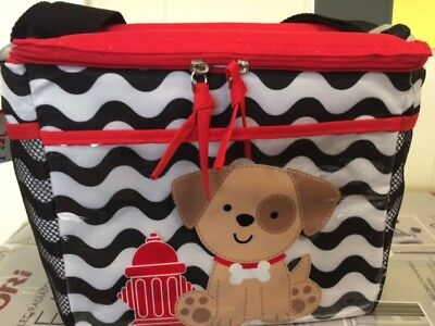Baby Insulated Bottle Bag With 3 Exterior Bag To Keep Drink Cool