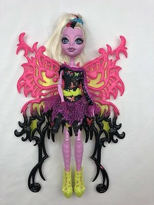 Monster High Freaky Fusion Bonita Femur Discontinued Doll