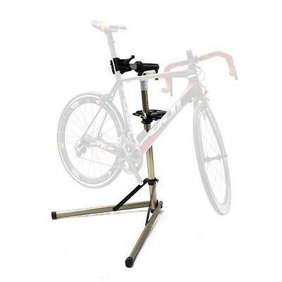 Bicycle Repair Stand Aluminum Mechanics Rack Workspace Maintenance