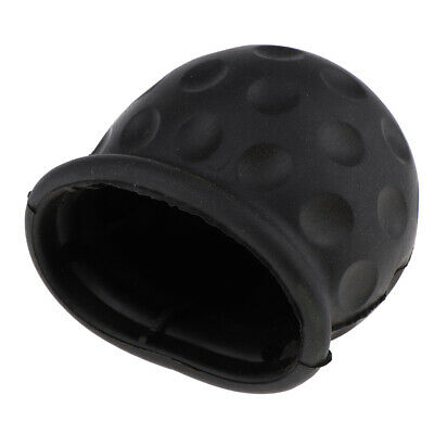 Tow Ball bar Cap Cover Towing for Car Van Trailer Towball Protection