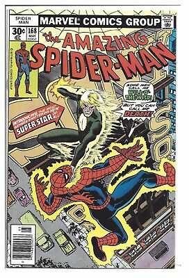 Amazing Spider-Man #168 Will O' The Wisp