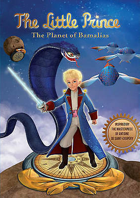 The Little Prince: The Planet of Bamalias (DVD, 2016)   NEW