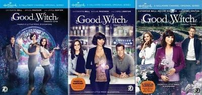 THE GOOD WITCH TV SERIES COMPLETE All SEASONS 1 2 3 DVD Set