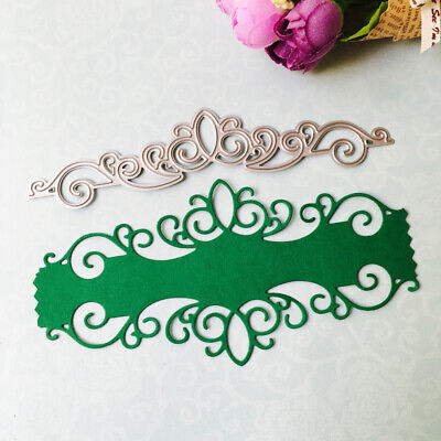 Card Lace Metal Cutting Dies Stencil for Scrapbooking Paper DIY Embossing Craft