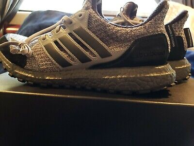48c3982acdbcd Adidas Ultra Boost Game of Thrones House Stark Sizes 8-13 EE3706 New In Hand