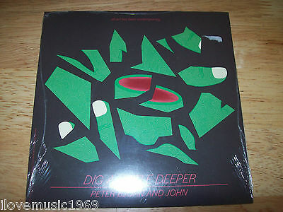 """NEW Peter Bjorn and John RSD Dig A Little Deeper 7"""" RECORD STORE DAY 45 SEALED"""