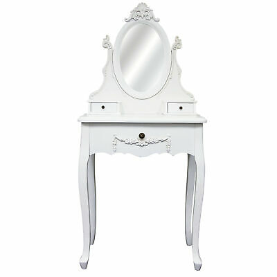 NEW Dressing Table with Princess Mirror - Bouquet House,Dressing Tables