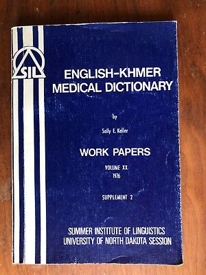 English khmer medical dictionary online