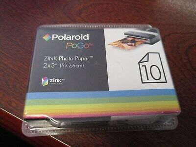 Polaroid PoGo Zink Photo Paper 10 pack