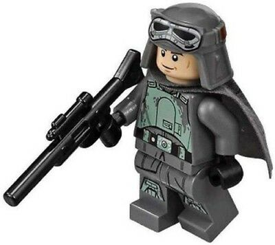 LEGO STAR WARS Han Solo Mudtrooper MINIFIG brand new from Lego set #75211