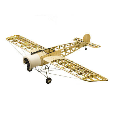 "59"" Balsawood Fokker Eindecker EIII Aircraft EP & GP Unassembled for Adults"