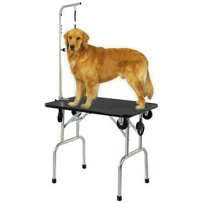 Large Portable Cat Grooming Table Folding Pet