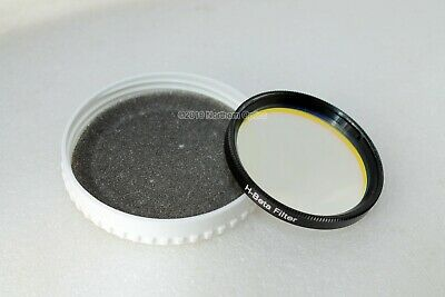 """Skywatcher 2"""" (50.8mm) H-beta CCD filter with case. UK seller. UK stock."""