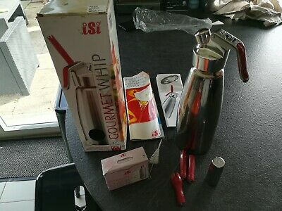 Siphon iSi Gourmet Whip Plus 1 l