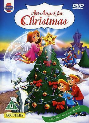 An Angel for Christmas [DVD], New DVD,