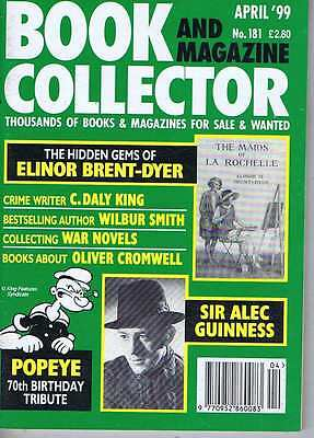 ALEC GUINESS / BRENT-DYER / POPEYE	Book Collector	no.	181	Apr	1999