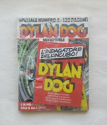 Dylan Dog speciale n.4 -blisterato-