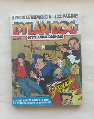 Dylan Dog speciale n.6 -blisterato-
