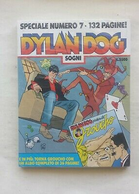 Dylan Dog speciale n.7 -blisterato-