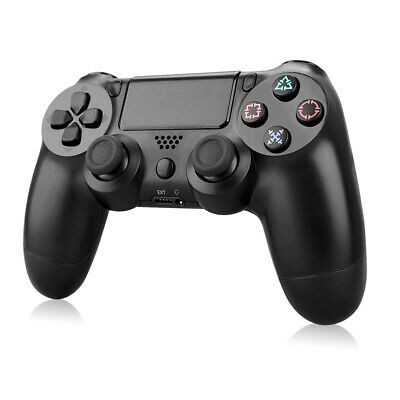 Sony Dualshock 4 Wireless Controller for PS4 PS3 PC - Jet Black Free shipping !!