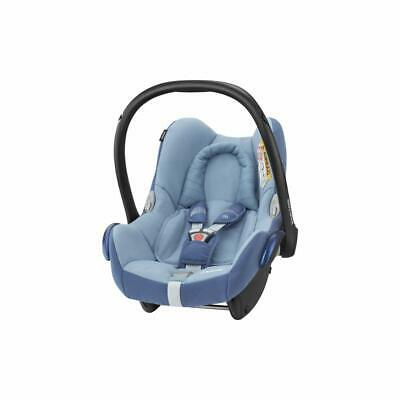 Maxi-Cosi CabrioFix Baby Car Seat Group 0+, ISOFIX, 0-12 Months, 0-13 kg Blue