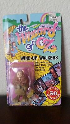 1988 Wizard of Oz50th / Cowardly Lion Wind Up Walkers MGM Multi Toys Co.