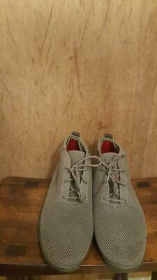 ff6c7f60ea3 UGG MENS FREAMON HyperWeave Olive green shoes lace up size 10
