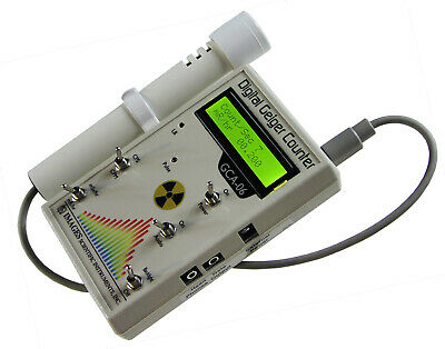 NEW GCA-06W Digital Geiger Counter