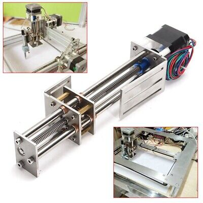 Z Axis Slide 3 Axis Stroke 150MM DIY Milling Linear Motion CNC Engraving Machine