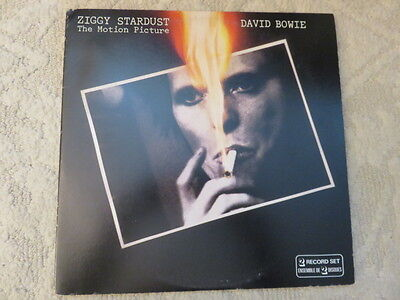DAVID BOWIE Ziggy Stardust Soundtrack White Light/White Heat 1983 Canada NM