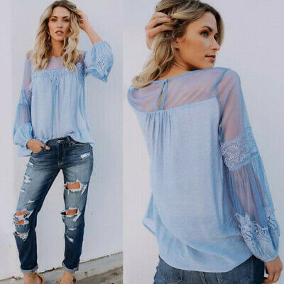 Obedient Fashion Women Summer Casual O Neck Half Sleeve Vest Crop Blouse Casual Mesh Tank Tops Shirt Blouses & Shirts