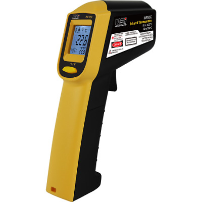 UEi INF165C 12:1 Circular Infrared Thermometer