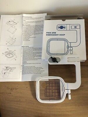 Free Arm Embroidery Hoop C for Janome Embroidery Machine