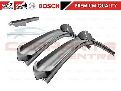 For Audi Tt 2006-2014 Front Bosch Aerotwin Wiper Blades Set Left Right And Pair