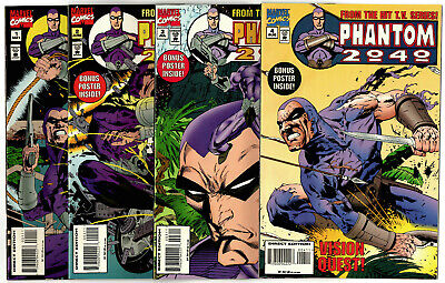 Phantom: 2040/The Ghost Who Walks Lot (1995) Marvel VF/NM to NM Complete Set