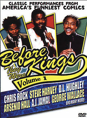 Before They Were Kings, Vol. 1 / DVD- Brand & New Sealed- FAST SHIP! DVD/OD-218