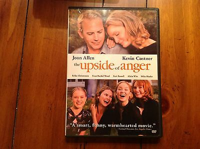 The Upside of Anger DVD Movie Joan Allen Kevin Costner Humorous Family Drama