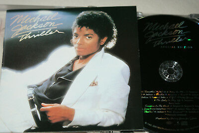 Michael Jackson  **  Thriller  **  Special Edition - Cd Album