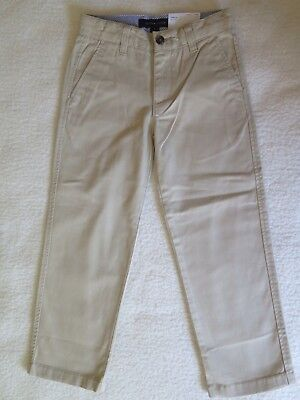 Tommy Hilfiger Little Boys' Academy Chino Pant - Size 6 - NWT - MSRP$39.50