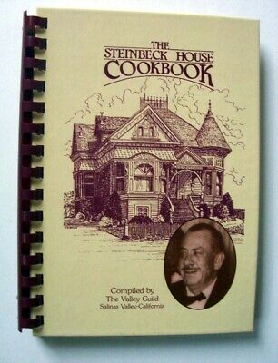 Steinbeck House Cookbook, Listed National Register Historic Places, Family Home