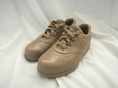 Clothing, Shoes & Accessories Comfort Shoes Sas Tripad 9 9m Comfort Freetime Taupe Mocha Leather Oxford Lace Up Tie Shoes